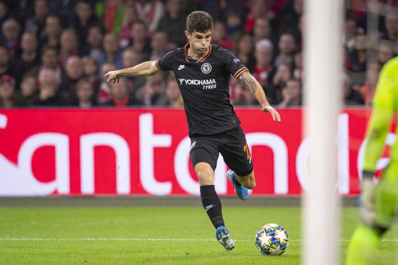 Frank Lampard Gives Christian Pulisic Great Credit After