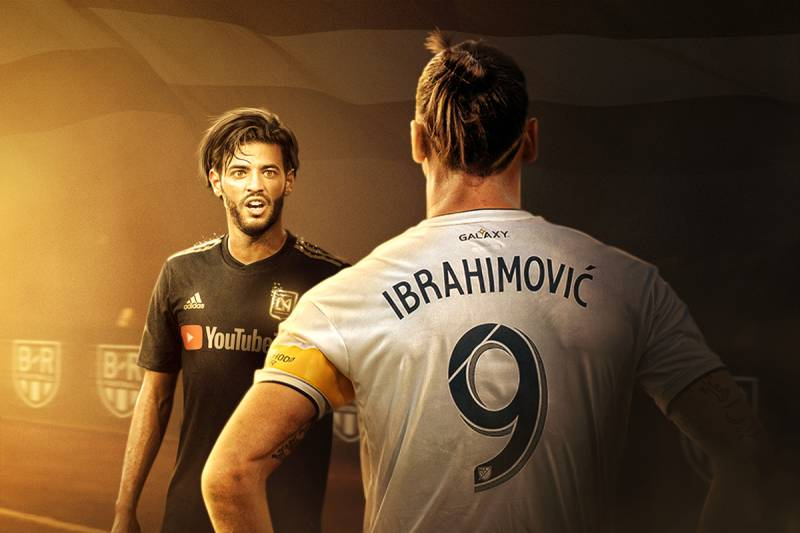 Zlatan Vela And Los Angeles Ready For One Of The Biggest