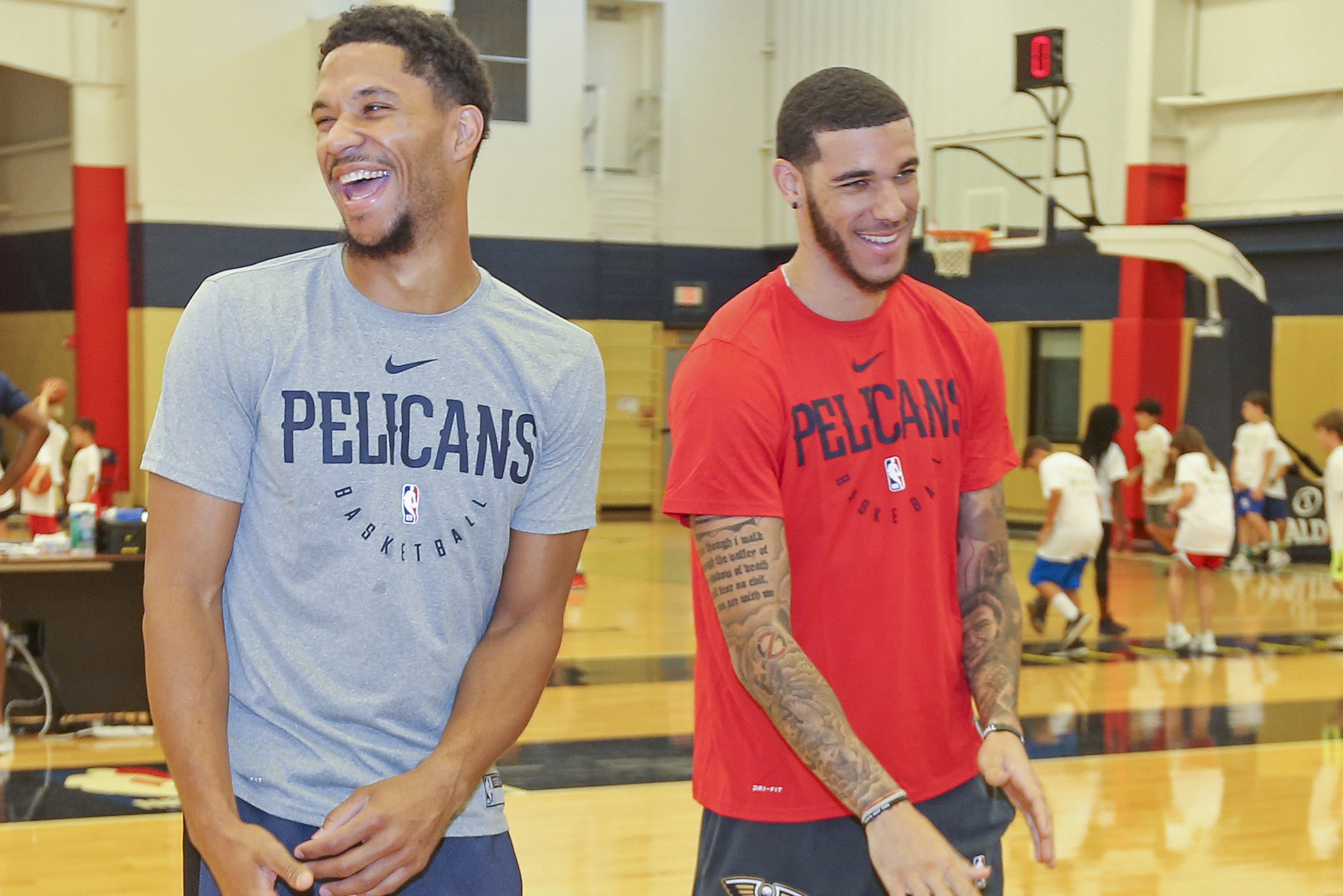 Report Lonzo Ball Josh Hart S 4th Year Contract Options Picked Up By Pelicans Bleacher Report Latest News Videos And Highlights