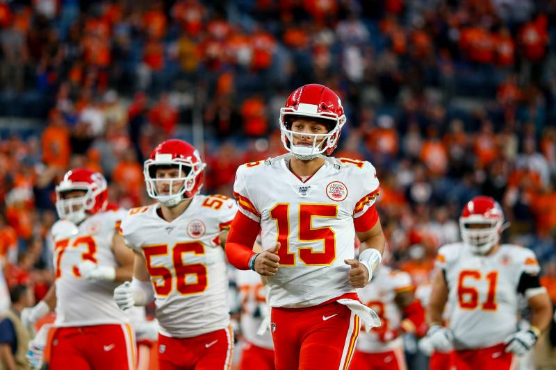 Patrick Mahomes Is Close To Return From Knee Injury Says