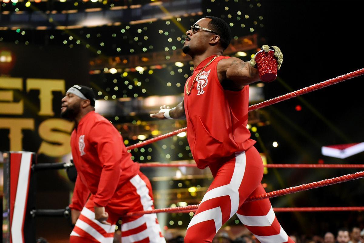 WWE Hot Take: After a Nearly Perfect Debut, Street Profits Are the ...