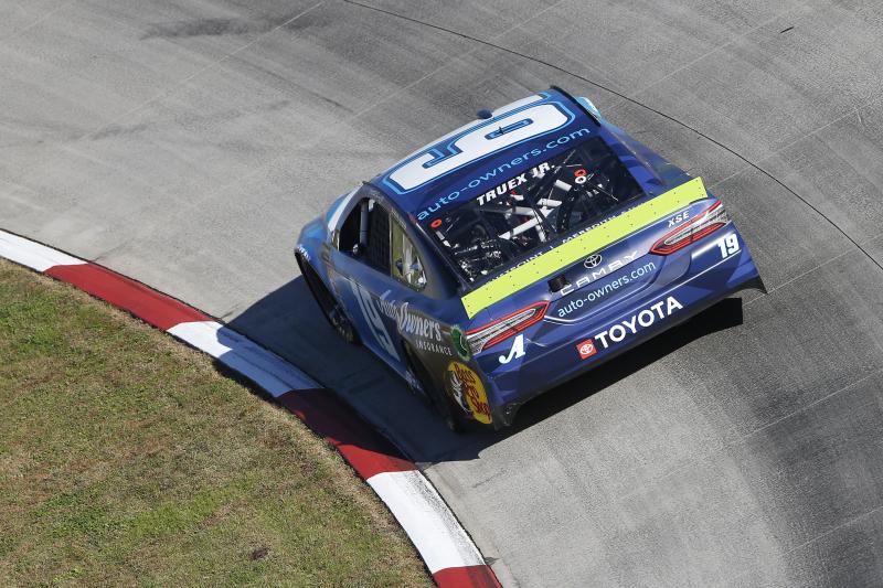 NASCAR at Martinsville 2019 Results: Martin Truex Jr. Wins; William Byron 2nd
