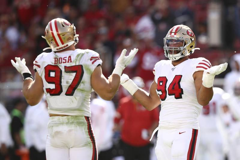 It S Time To Stop Doubting 49ers Emerging As The Class Of