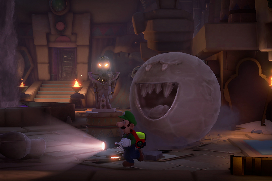 Luigi S Mansion 3 Review Gameplay Impressions Videos And