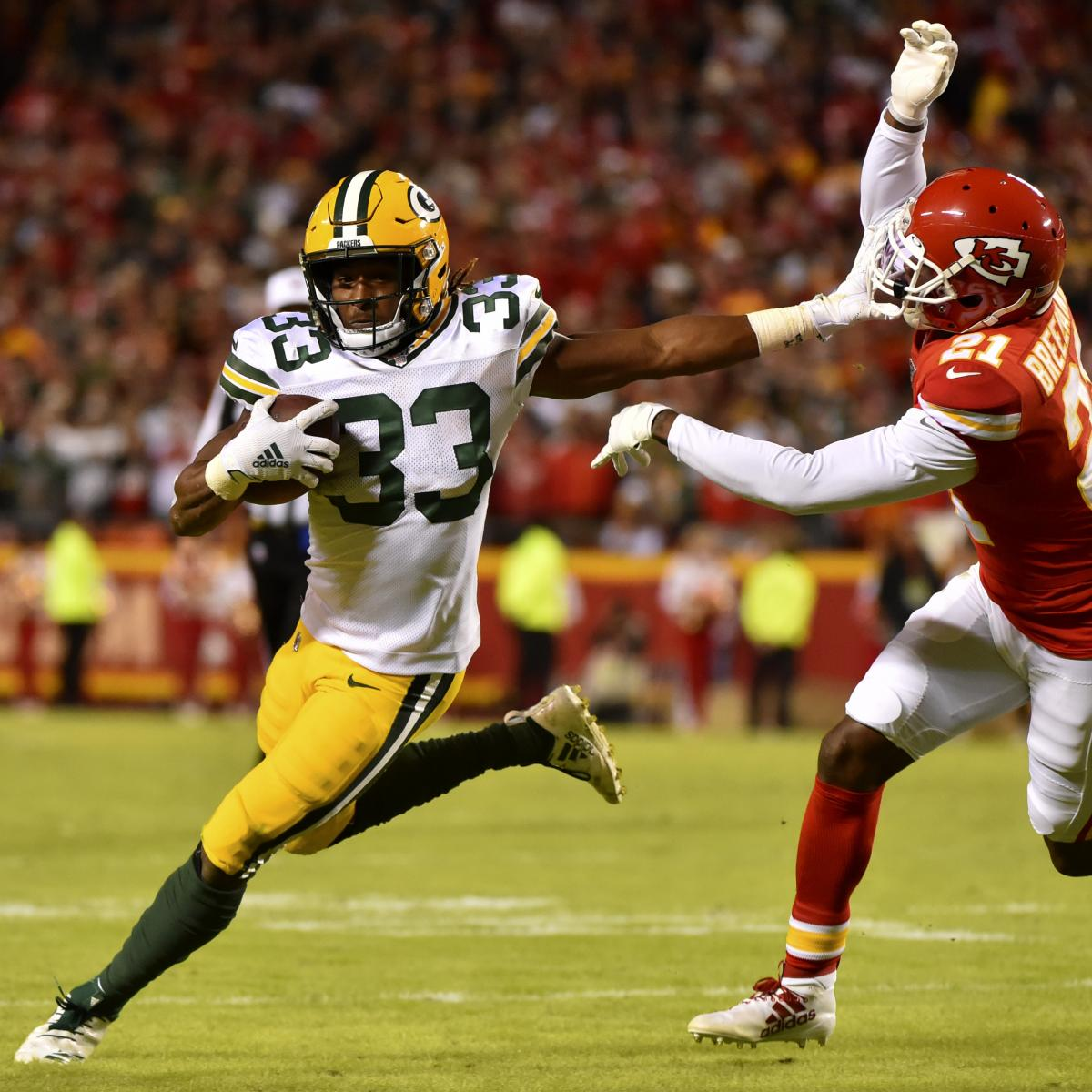 Watch out NFL, Green Bay Boasts League's Next Big 3