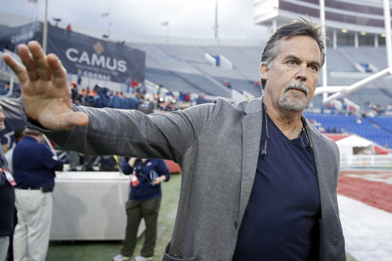Jeff Fisher Rumors: Ex-Titans, Rams HC a 'Potential Target' for Vanderbilt