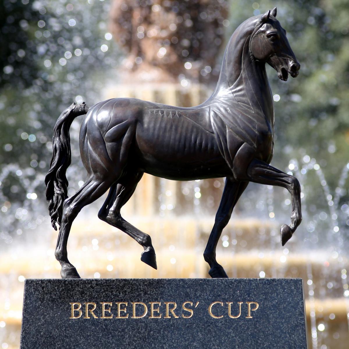 Breeders Cup 2019 Tv Schedule Dates Race Times