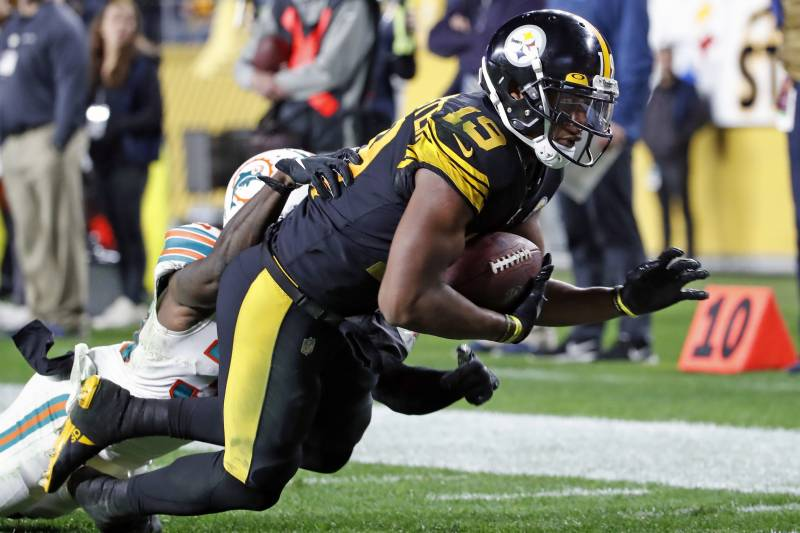 Pittsburgh Steelers Preserve Hope But Look Like Playoff Long