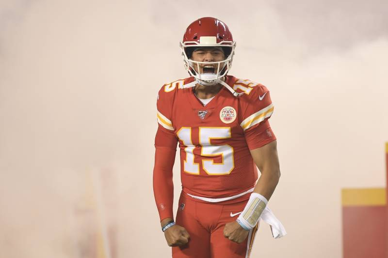 Chiefs Patrick Mahomes To Start Vs Titans After Recovering