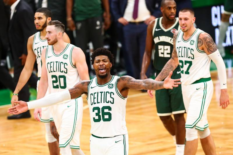 These Celtics Are Already Doing Something Kyrie's C's Wouldn't ...