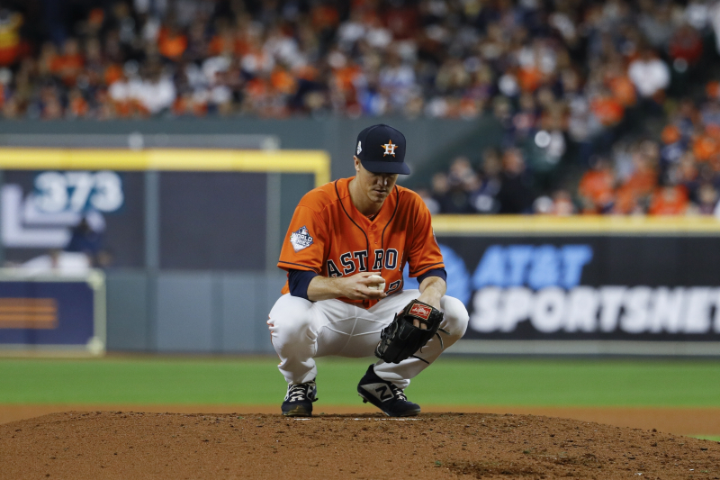 Houston Astros' Magical Season Disintegrates in Stunning Game 7 Loss