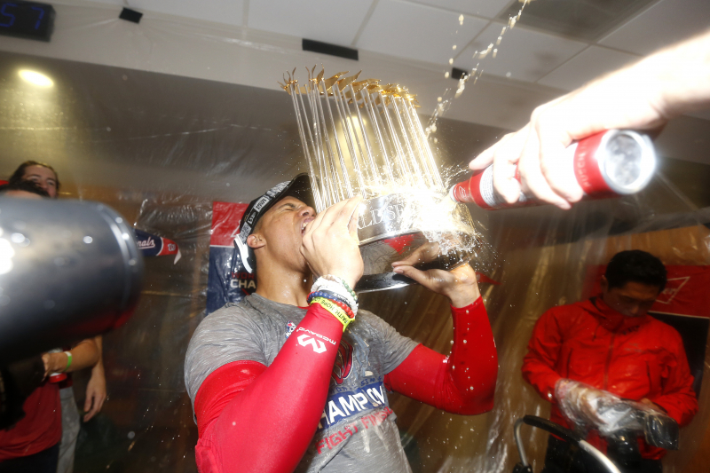 Nationals Parade 2019: TV Schedule, Start Time and Live Stream for Celebration