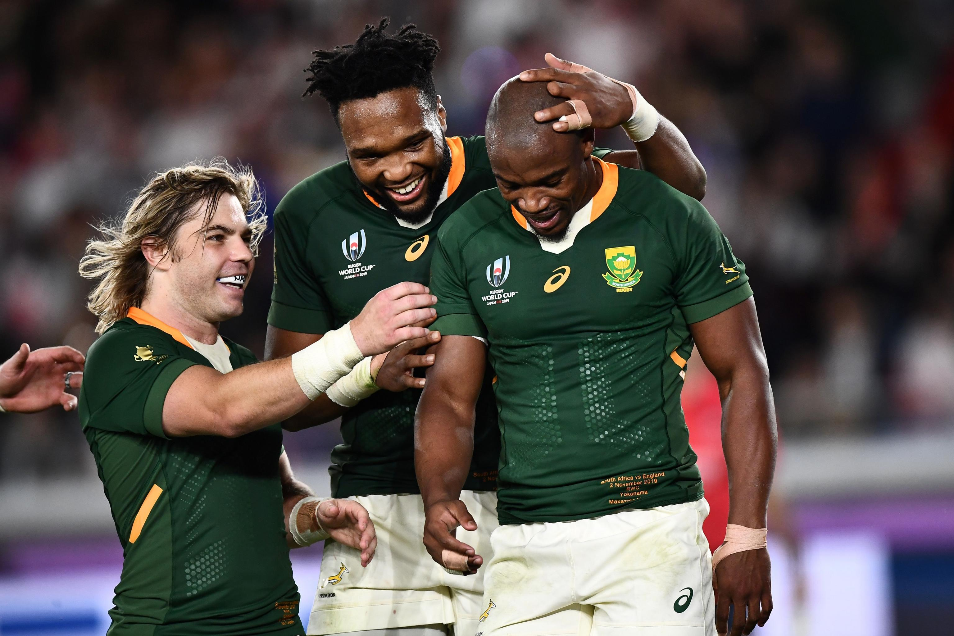 South Africa Beat England 32-12 in 2019 Rugby World Cup Final | Bleacher  Report | Latest News, Videos and Highlights