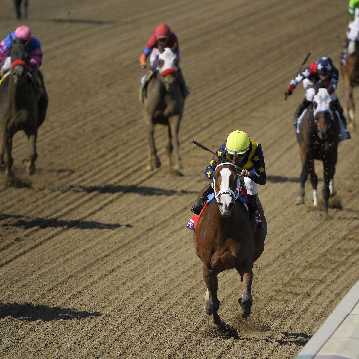 Breeders Cup 2019 Results Winners And Prize Money