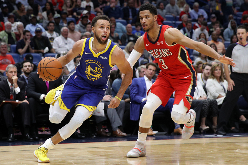 NBA Legend Jerry West Says Warriors' Steph Curry 'Is a No-Brainer' Hall of Famer