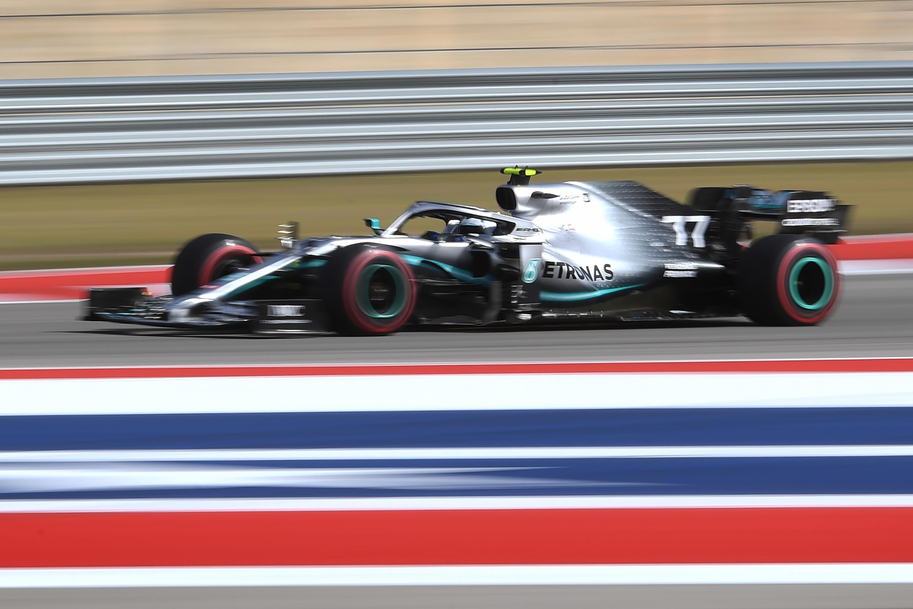 Usa F1 Grand Prix 2019 Qualifying Saturday S Results Times Final Grid Bleacher Report Latest News Videos And Highlights