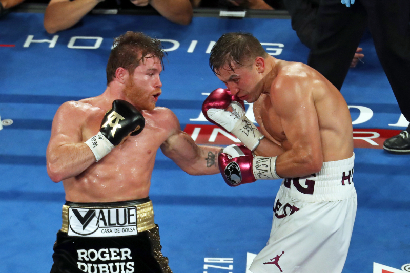 Canelo Alvarez Says Gennady Golovkin 'Not Really a Challenge'; Open to 3rd Fight