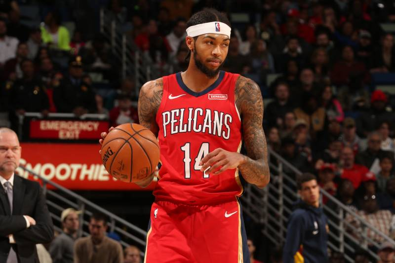 Pelicans Brandon Ingram Out Vs Rockets With Knee Injury