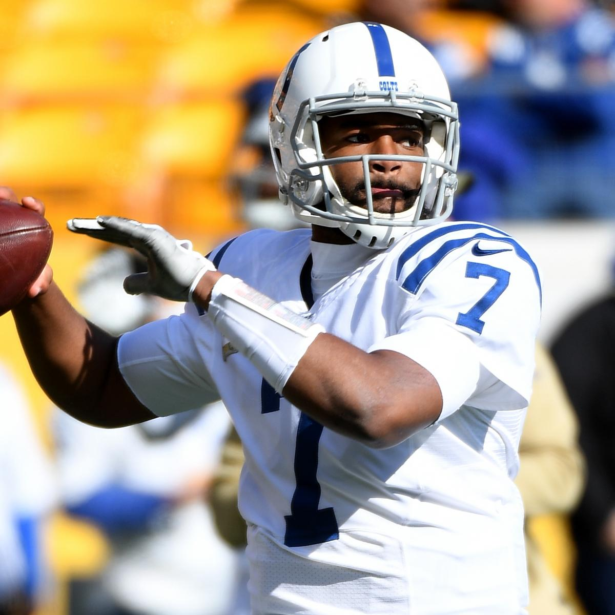 Jacoby Brissett Injury: Heres Latest Update On Colts