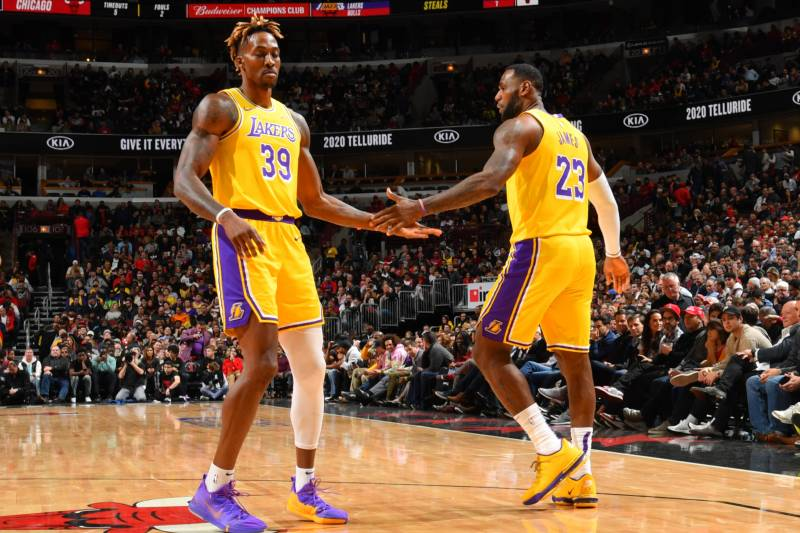 These Lakers Have Exactly What Lebron S Been Missing For