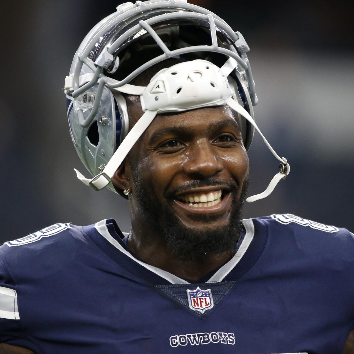 Dez Bryant Ravens Reportedly Agree to Practice-Squad Contract – Bleacher Report