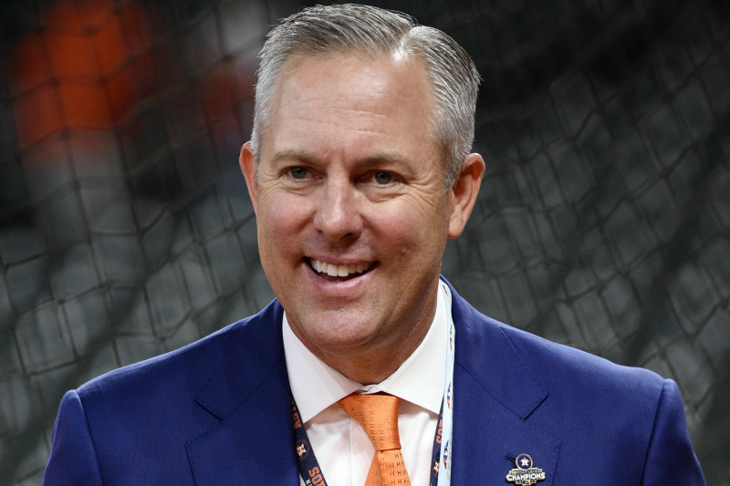 Astros Reassign Team President Reid Ryan; Replaced by Jared Crane