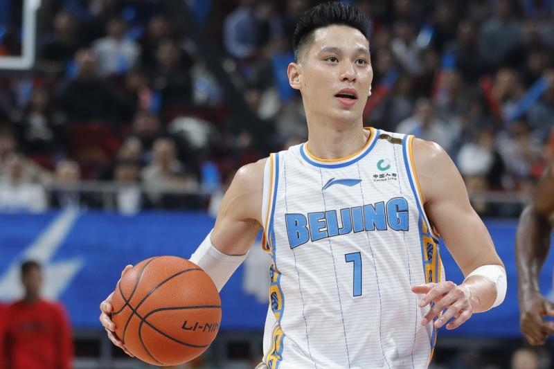 Jeremy Lin Drops 26 Points as Beijing Ducks Beat Shanghai Sharks
