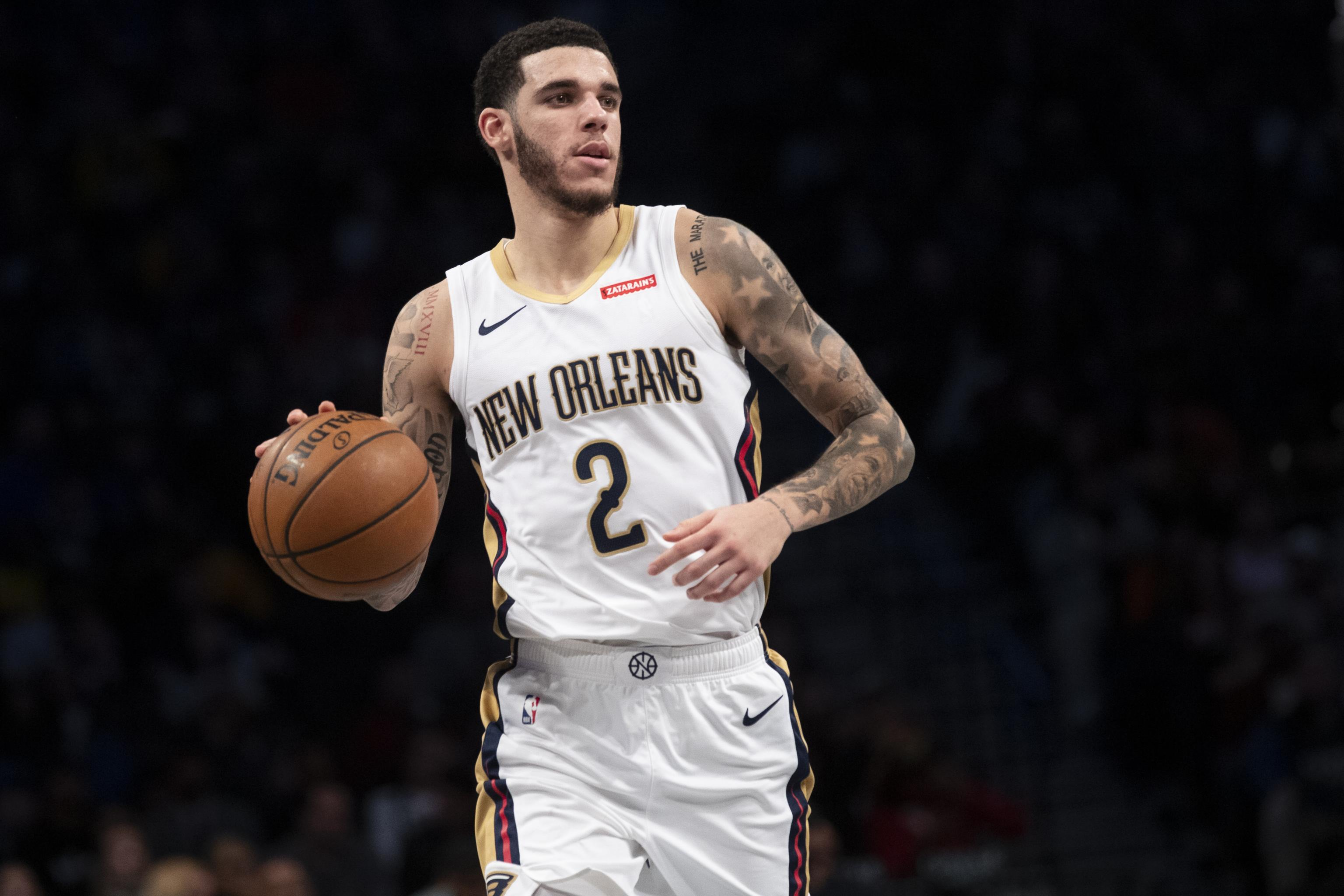 Pelicans Lonzo Ball Won T Play Vs Hornets Because Of Right Adductor Injury Bleacher Report Latest News Videos And Highlights