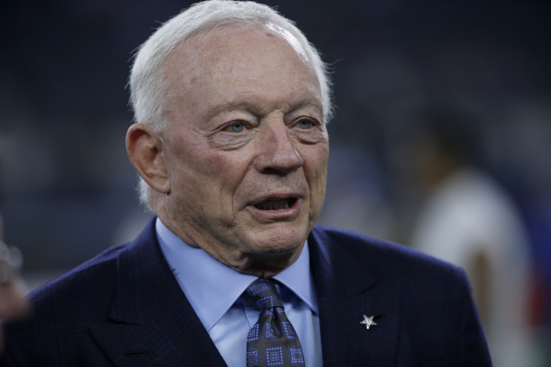 Jerry Jones Hopes Loss to Vikings Isn't 'Terminal' for Cowboys' Playoff Hopes