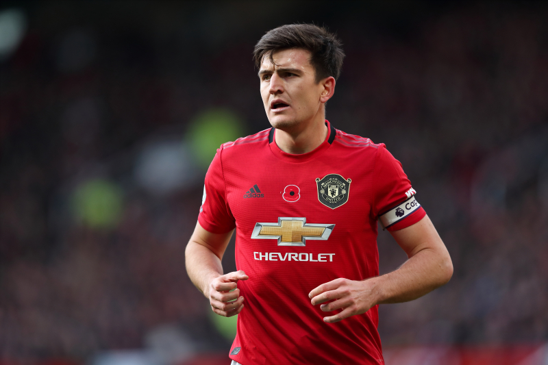 Ole Gunnar Solskjaer on Harry Maguire: 'He Can Be a Long-Term Captain'