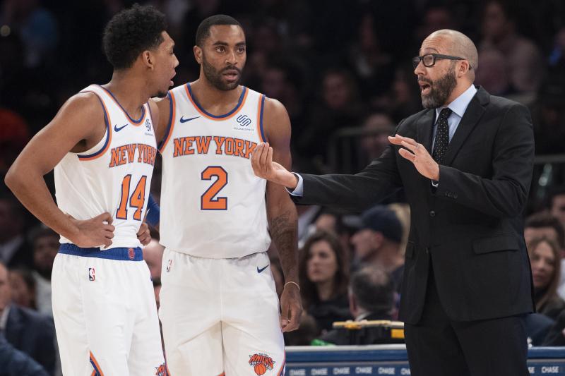 Knicks Rumors: Steve Mills Laying 'Internal Groundwork' to Fire David Fizdale