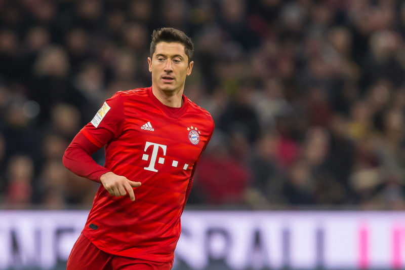 Bayern Munich Chief: Robert Lewandowski Could Beat Gerd Muller's 40-Goal Record