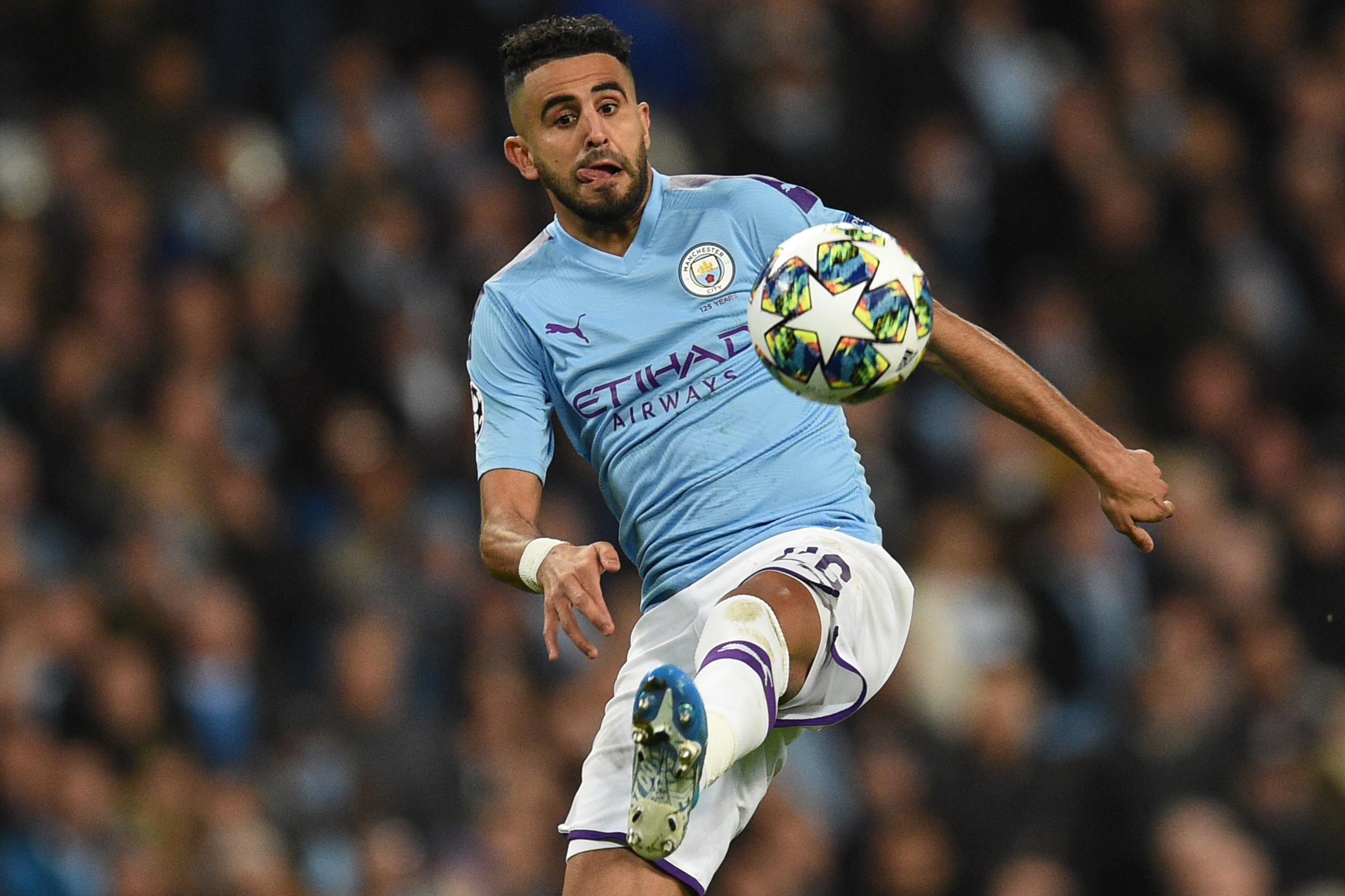Riyad Mahrez Says Leicester City Blocked Transfer to Arsenal | Bleacher Report | Latest News, Videos and Highlights