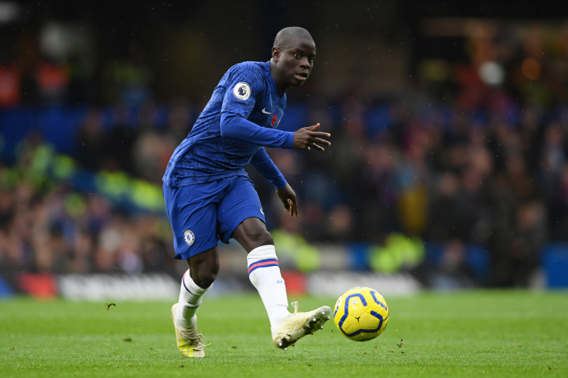 Chelsea Midfielder N'Golo Kante: 'I Can, Like Everyone, Get Annoyed'