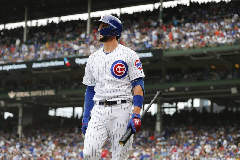 Cubs Home Opener 2020.Should Cubs Deal Either Kris Bryant Or Willson Contreras To