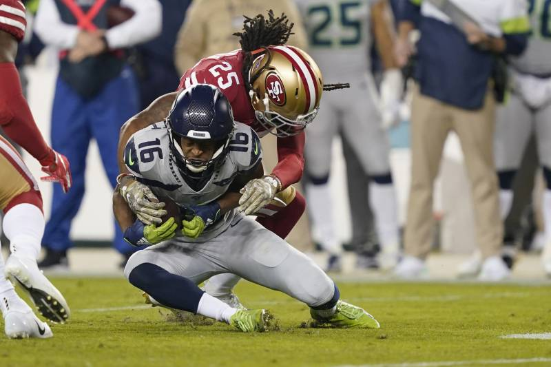 Seahawks Tyler Lockett Avoids Surgery After Being