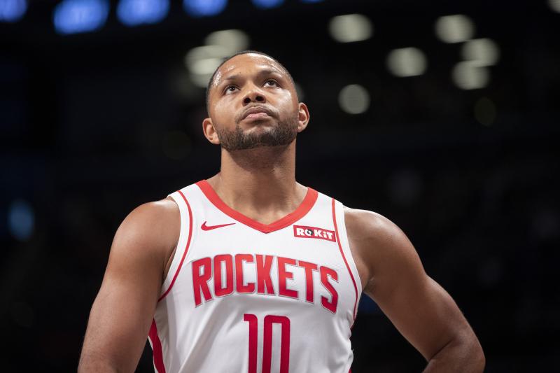 Rockets' Eric Gordon to Undergo Surgery on Knee Injury, Likely to Miss 6 Weeks