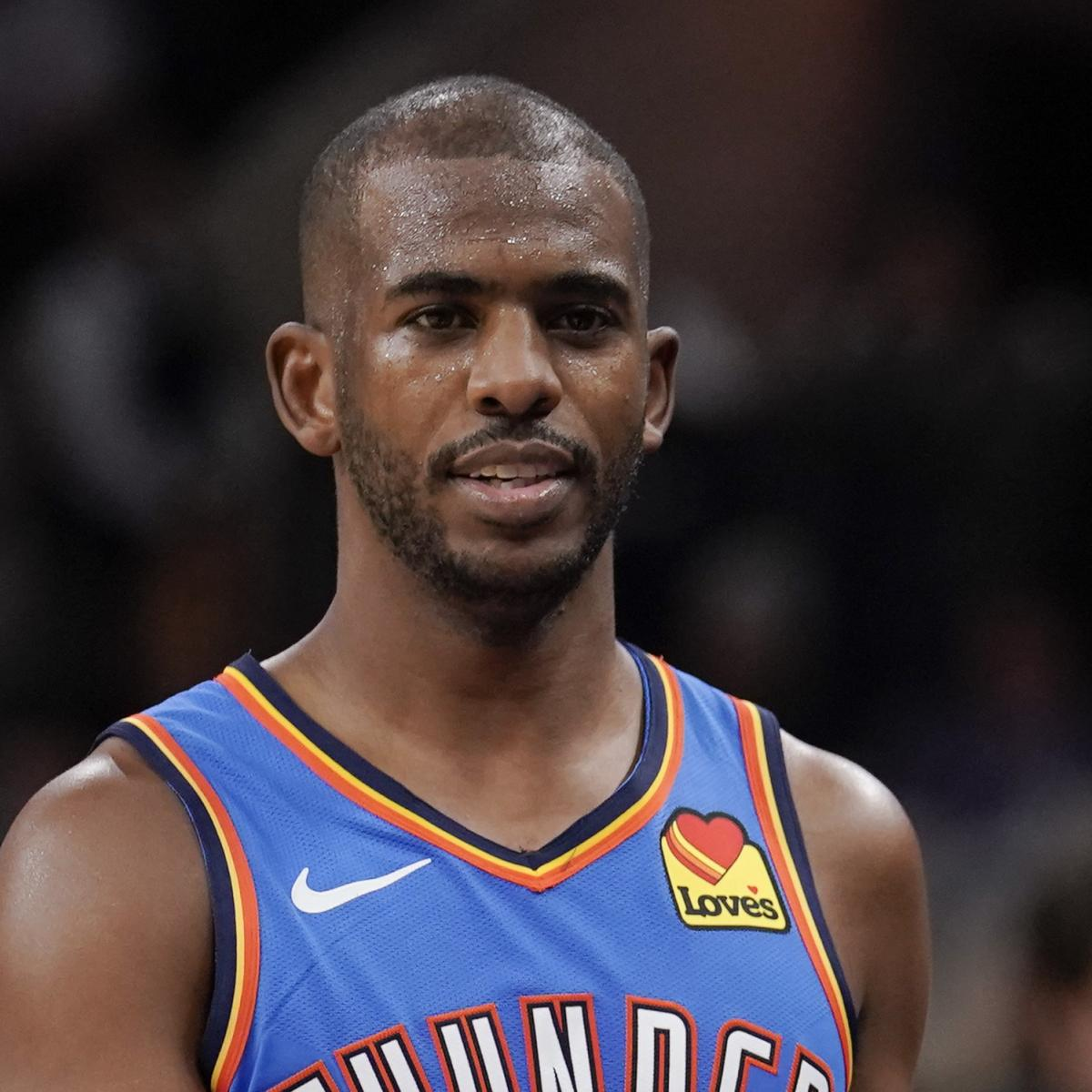 Video: Chris Paul Talks Being Traded by Rockets on Kevin Hart's 'Cold as Balls' - Bleacher Report