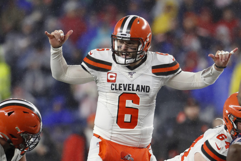 Baker Mayfield Says Browns Fans Need to Be Quiet When Team Has Ball on Offense