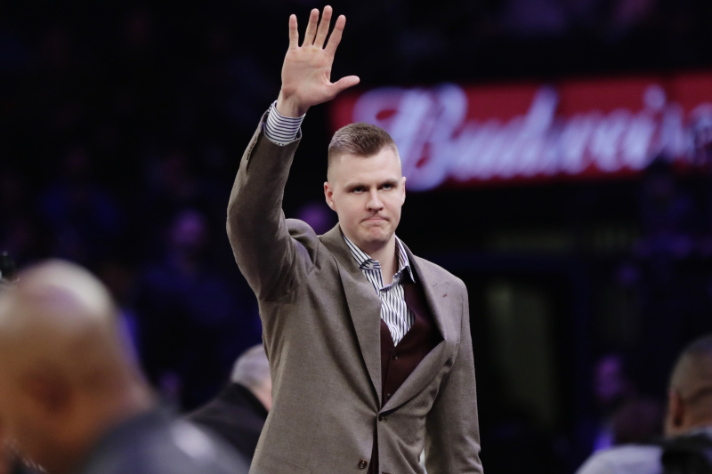 The Porzingis Plot: Inside the Deal That Could Haunt the New York Knicks Forever