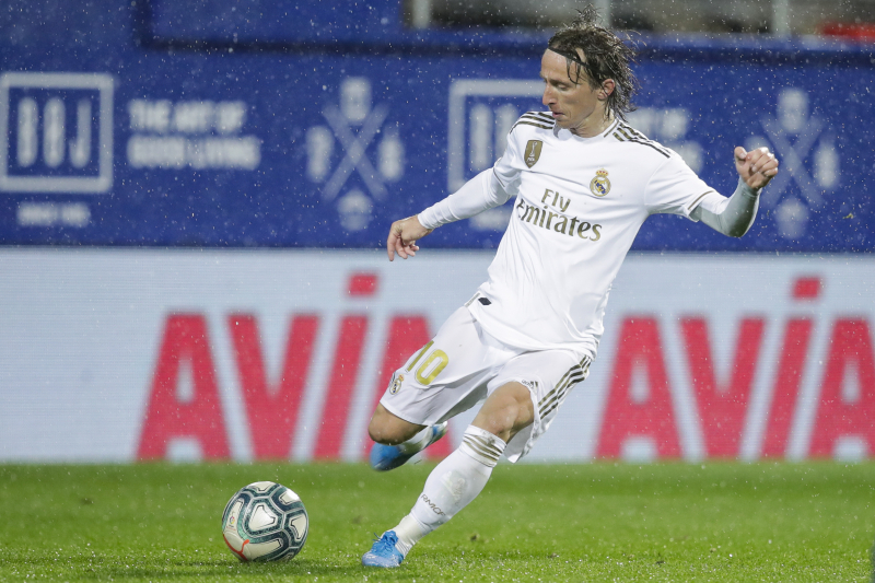Real Madrid's Luka Modric on Future: 'We'll See If One Day I Can Play in Italy'