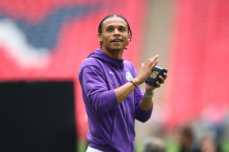 Bayern Munich Could Resume Pursuit of Manchester City's Leroy Sane