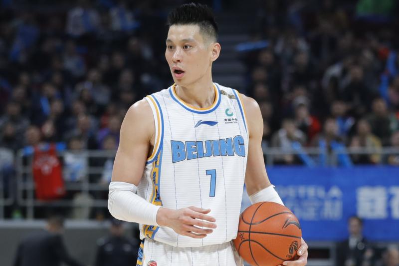 Jeremy Lin Scores 28 Points as Beijing Ducks Lose to Shenzhen Aviators