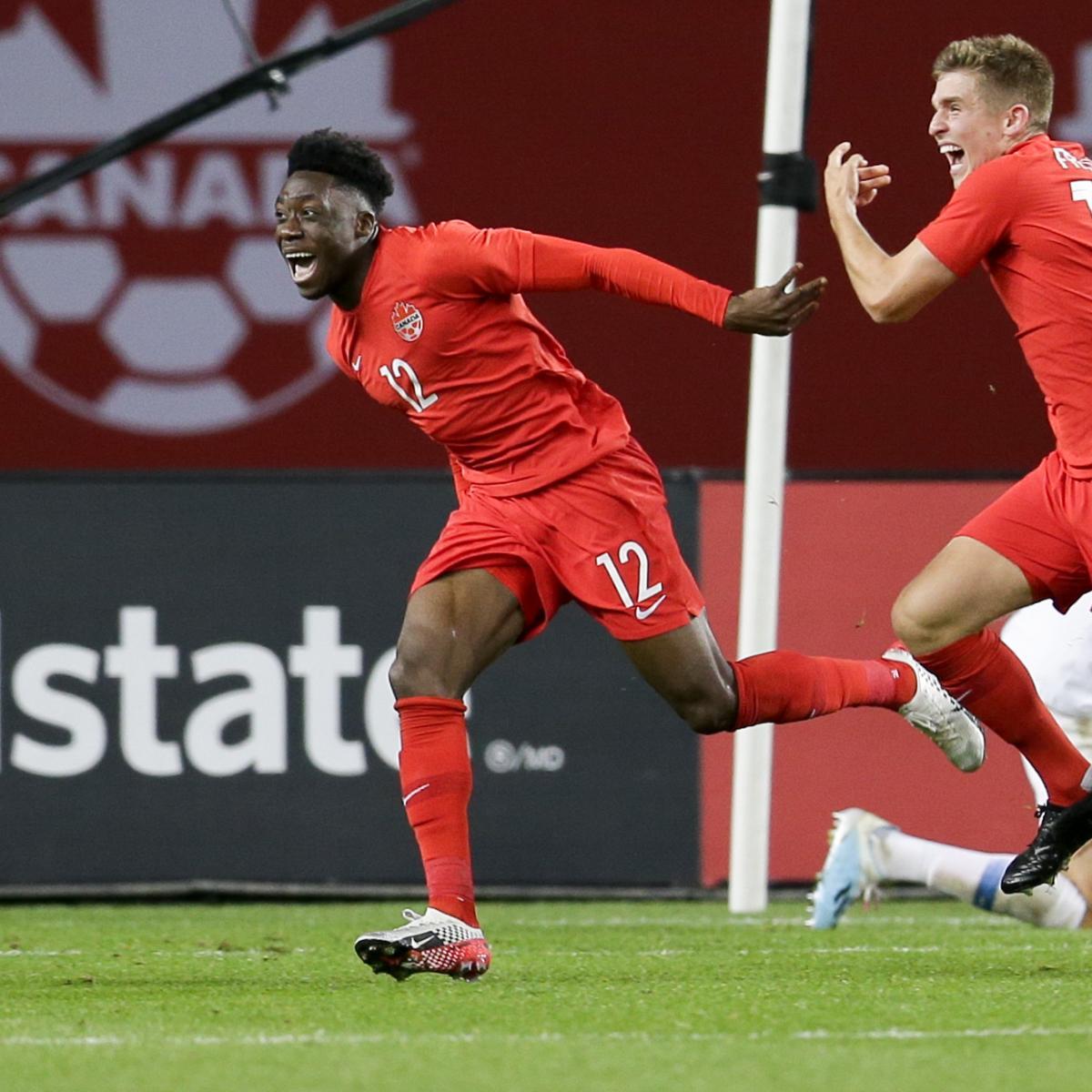 CONCACAF Nations League 2019-20, Live Stream for November ...