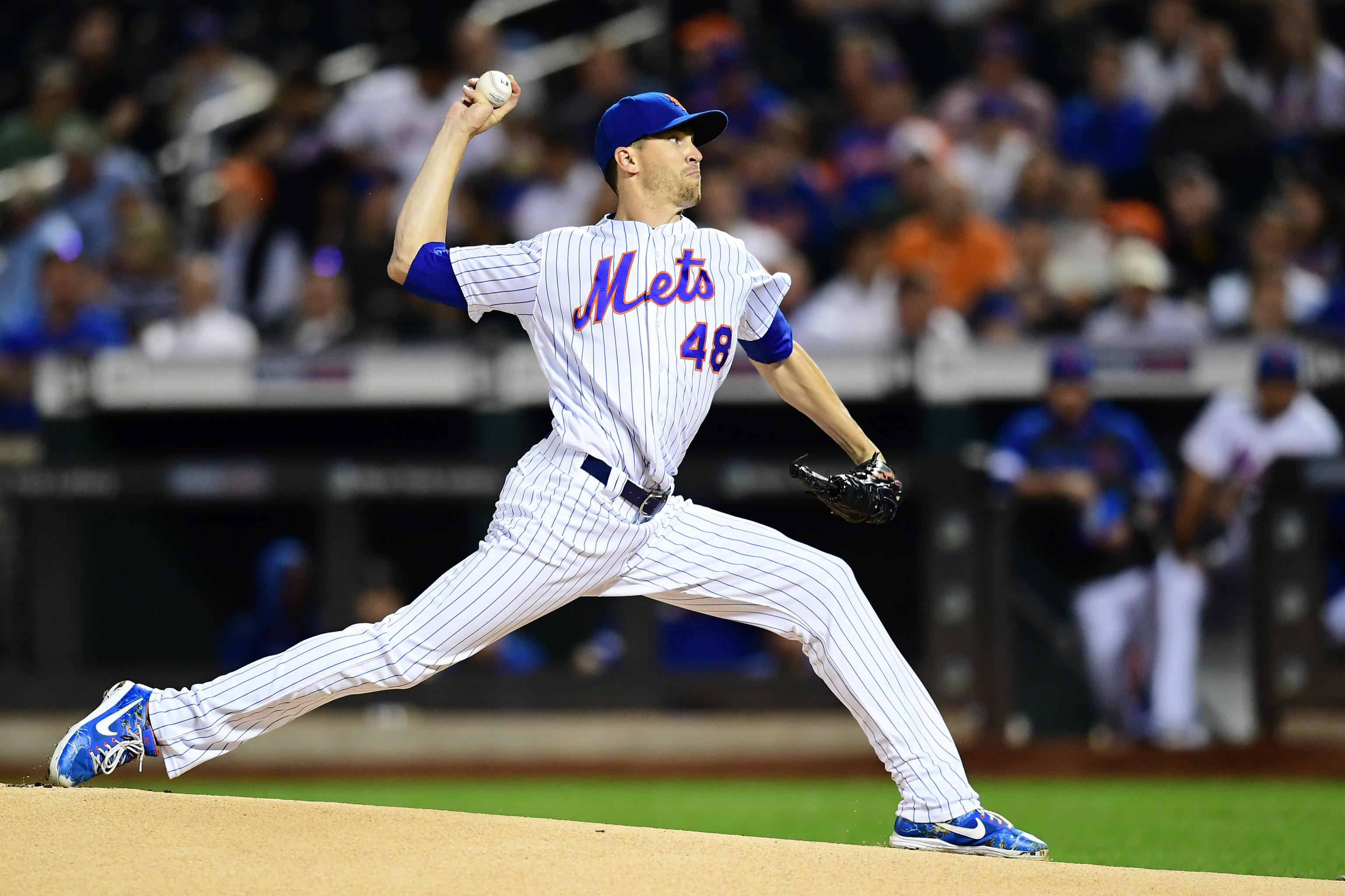 Mets' Jacob deGrom Wins 2019 NL Cy Young Award over Max Scherzer ...