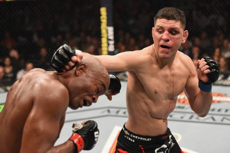 Ufc 2020 Events.Mma Debate Should Nick Diaz Compete In Ufc In 2020