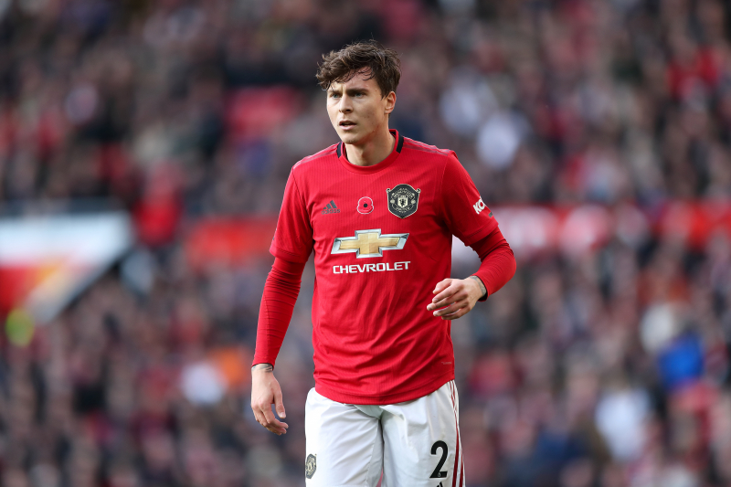 Victor Lindelof Says Manchester United Have a 'Problem' Against 'Lower' Teams
