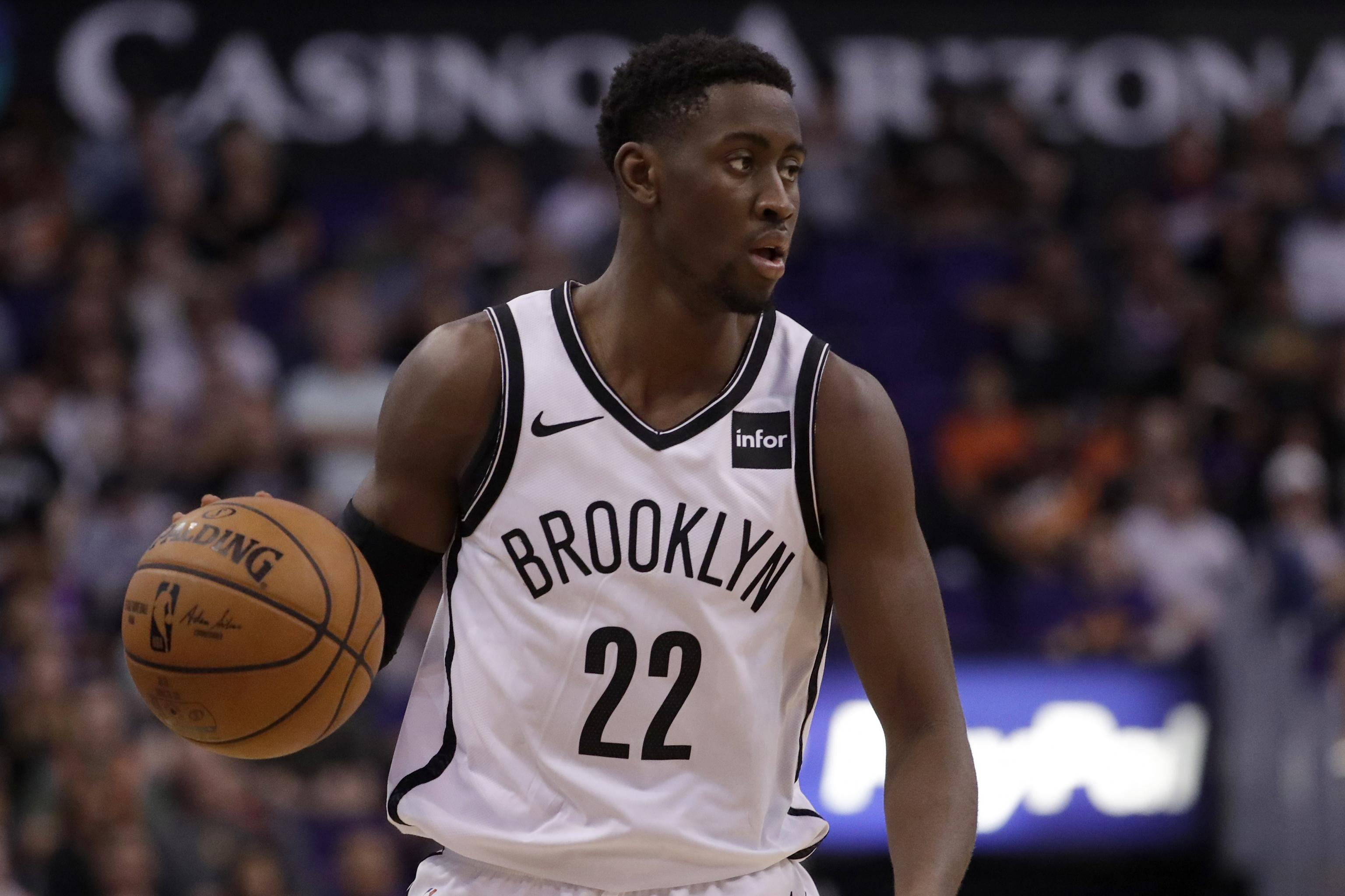 Nets' Caris LeVert Reportedly out 4-6 Weeks After Surgery on Thumb ...