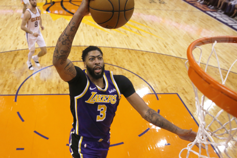 NBA Rumors: Latest Buzz on Anthony Davis, Knicks, DeMar DeRozan Trade