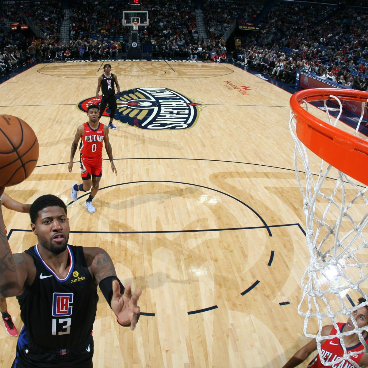 Paul George Drops 33 in Clippers Debut as...
